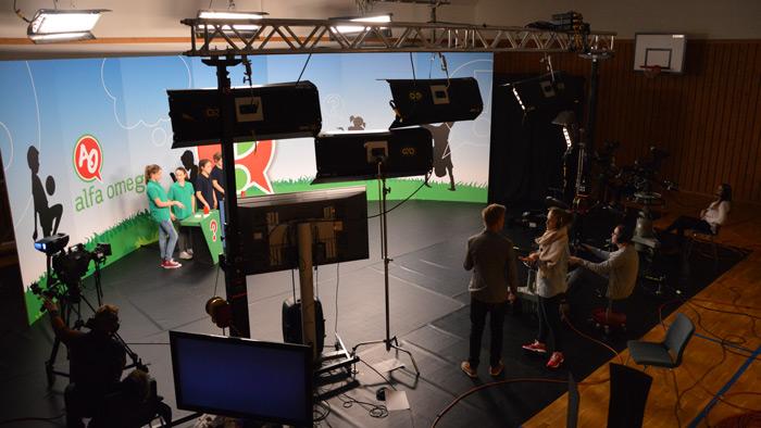 21.02: PRODUKSJON FOR BRUNSTAD-TV